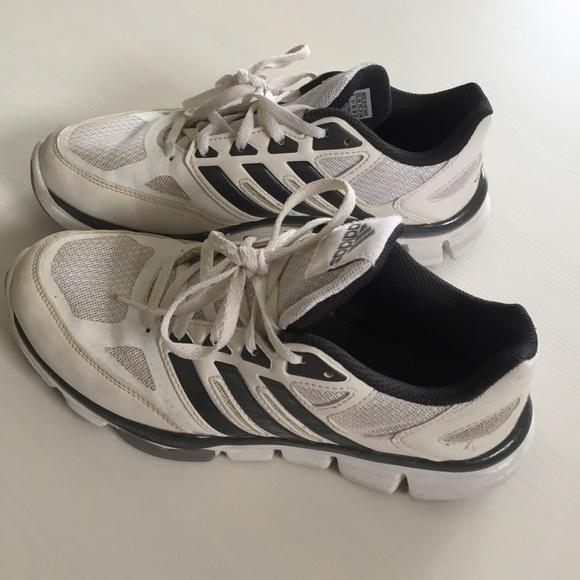Le adidas scarpe taglia 6 uomini in forma come donne 75 poshmark